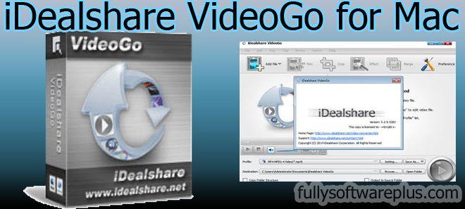 idealshare videogo serial number