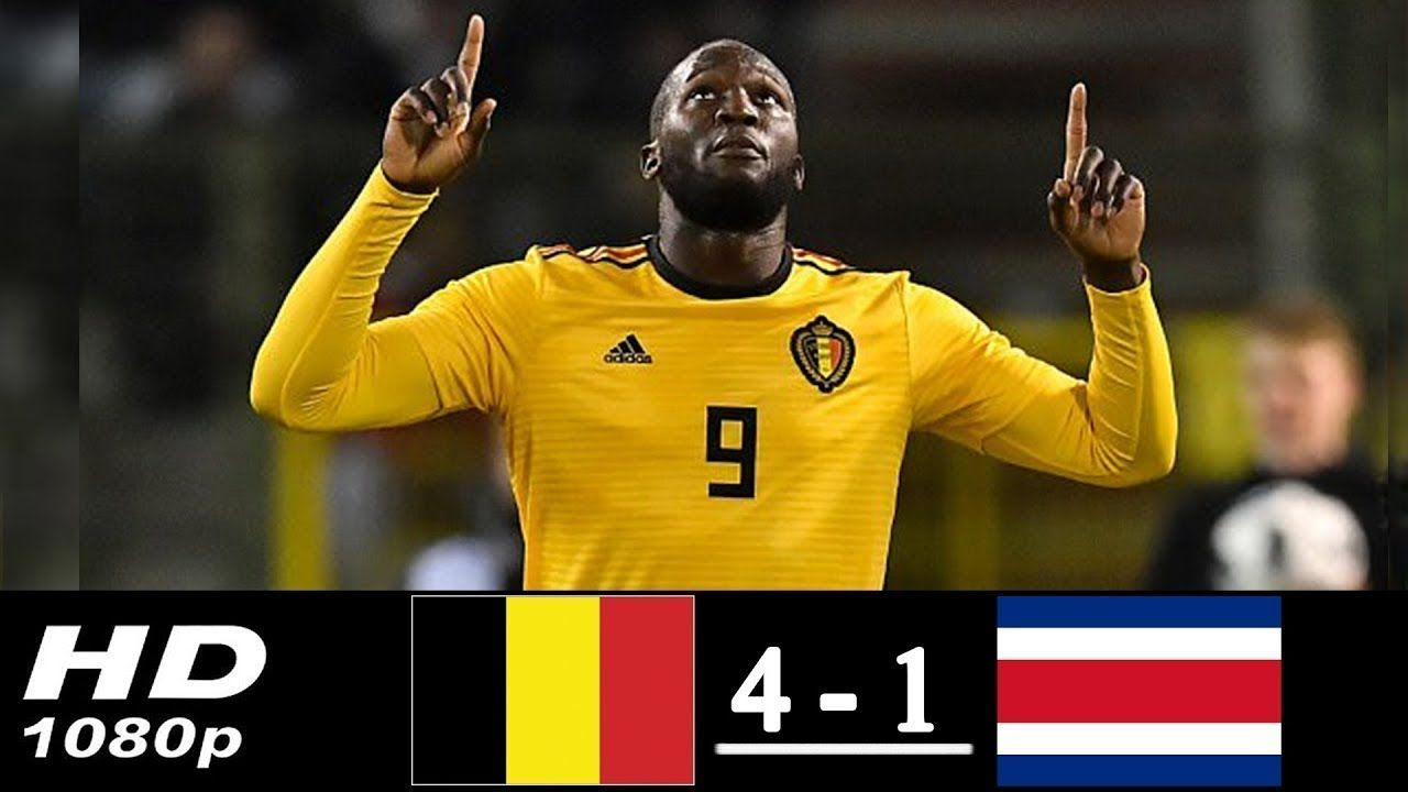 Belgien Costa Rica