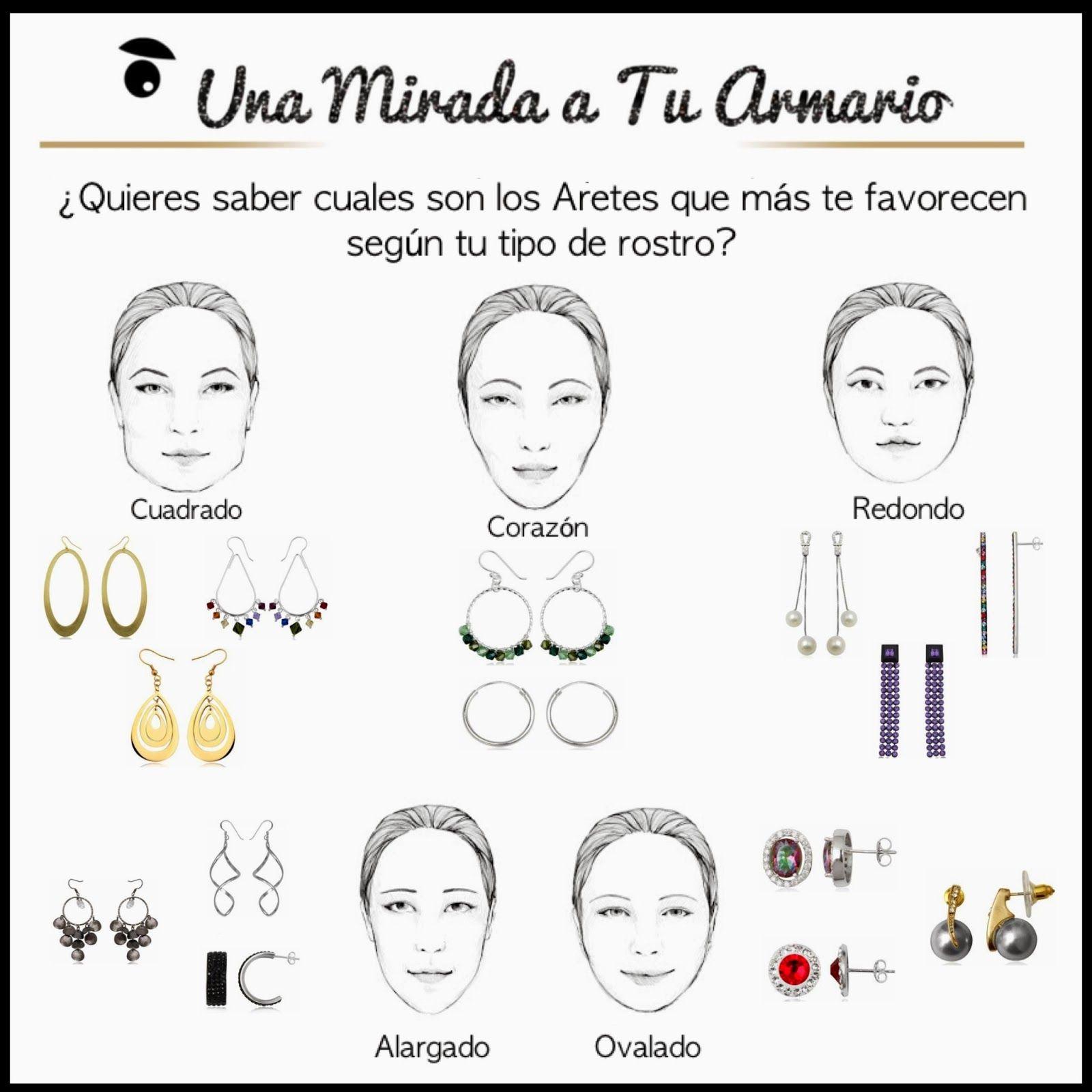 5accee55cd18 pendientes para rostros redondos - Pesquisa Google