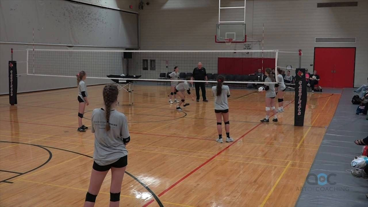 Passing Movement Shuffling Instead Of Reaching The Art Of Coaching Volleyball Coaching Volleyball Volleyball Drills Volleyball Training