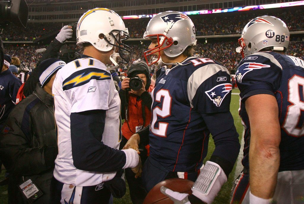 WATCH FULL GAME Patriots Crushify Chargers in