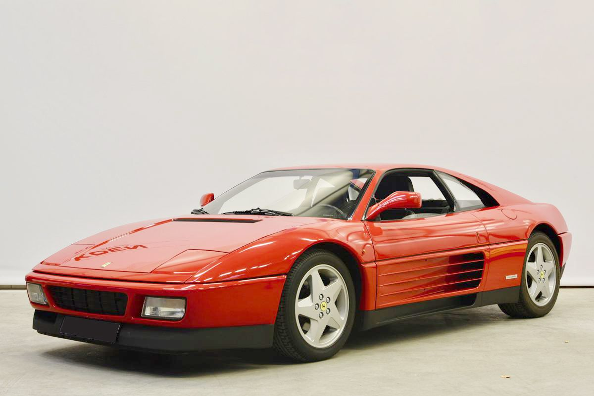 The Trade Archive Ferrari Ferrari 348 Ferrari Car