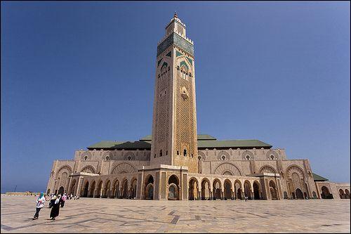 M O S Q U E. Casablanca