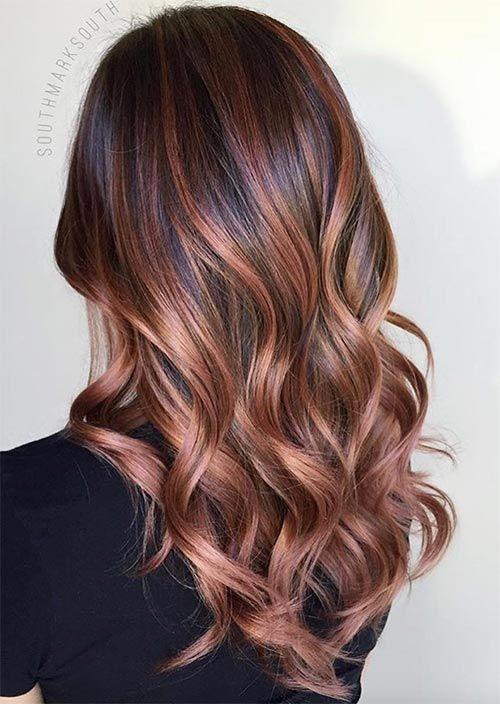 Hair Color Ideas hair color ideas for winter 2015