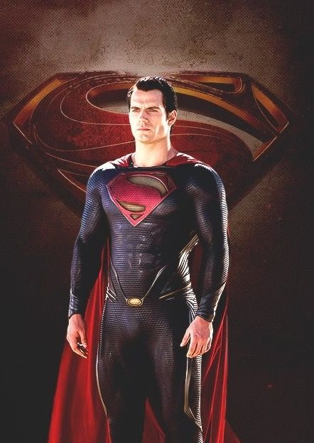 New Art Print Autographed Photo 8 X 10 DC Comic/'s Superman Henry Cavill