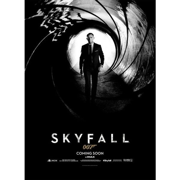 Bond, James Bond ❤ liked on Polyvore