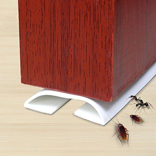 Under Door Stopper Self Adhesive Silicone Bottom Seal