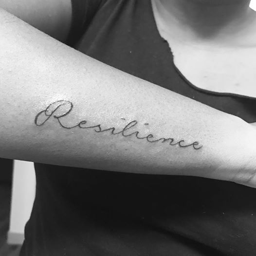 Tattoo Quotes About Resilience: My Resilience Tattoo. My Reminder That I've Always Made It