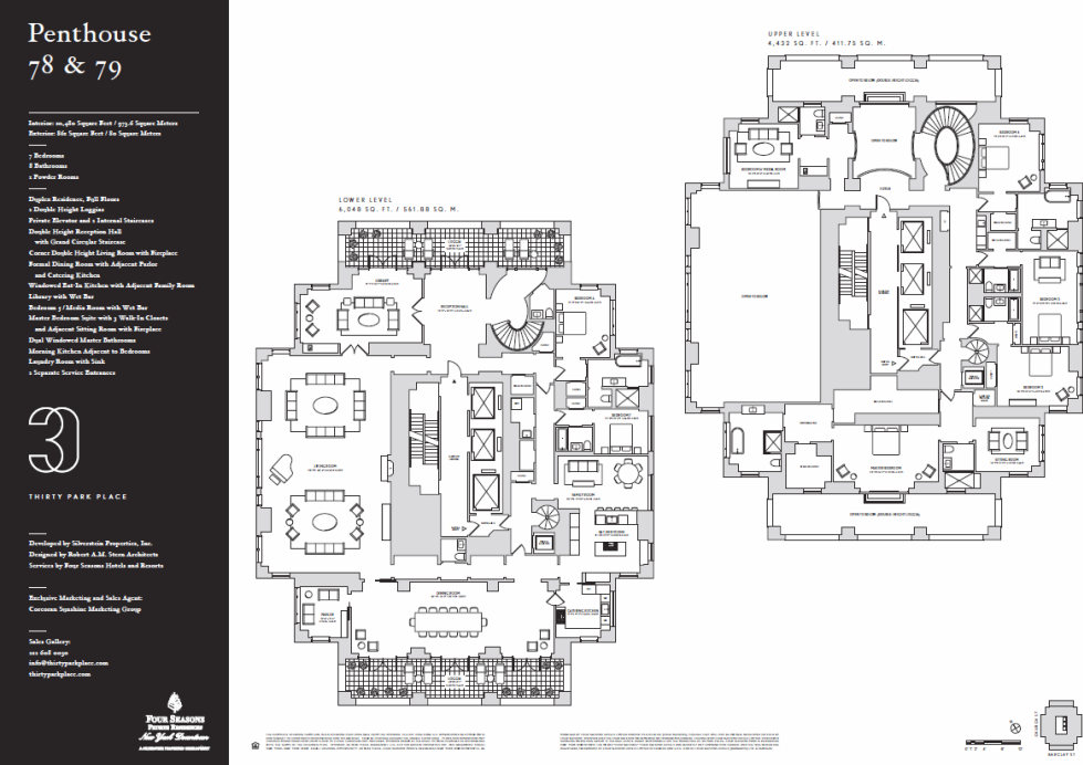 The Most Awe Inspiring New York City Floorplans Of 2015
