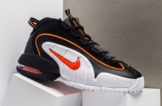 Nike Air Max Penny 1 Total Orange Dropping This Week The Nike Air Max Penny  1 4719d781efd