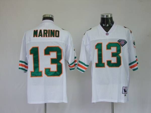 62d6bd85 Dan Marino - Miami Dolphins | My Jersey Collection | Dan marino, Nfl ...