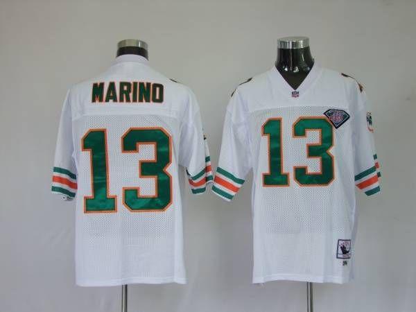 009eb859 Dan Marino - Miami Dolphins | My Jersey Collection | Dan marino, Nfl ...