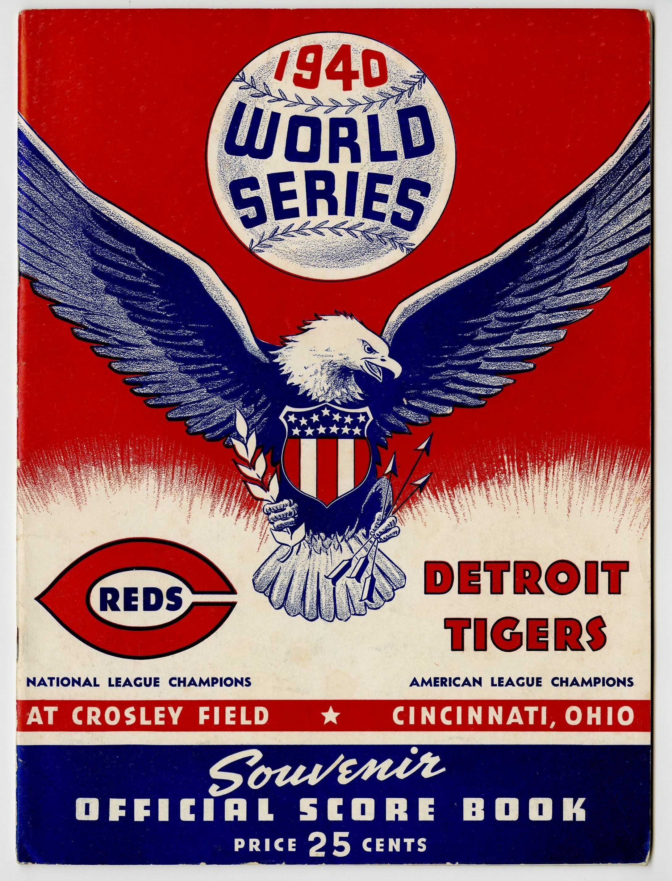 World Series Yearbooks Google Search Cincinnati Reds Game Baseball Posters Cincinnati