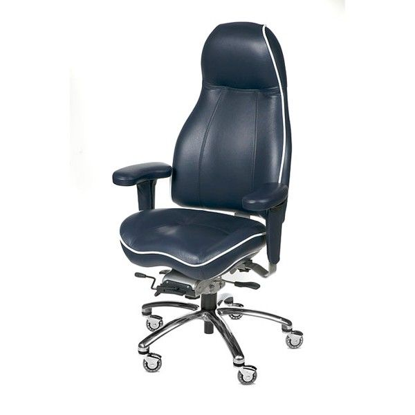 Lifeform Ultimate High Back Executive Chair The Office Adjusts