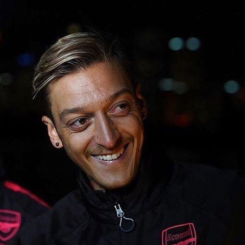 Mesut Ozil Third Kit 20172018 Wearethearsenal