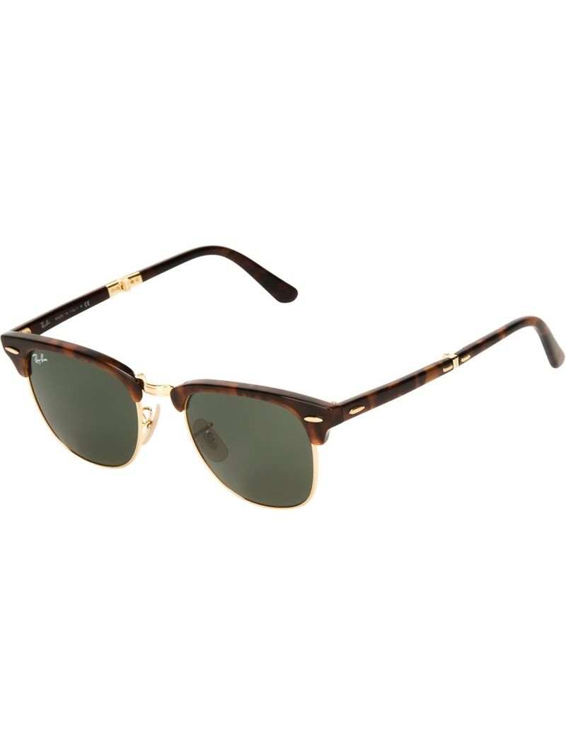 1763f56b7d Ray Ban Clubmaster Rb2156 Polarized – Southern California Weather Force