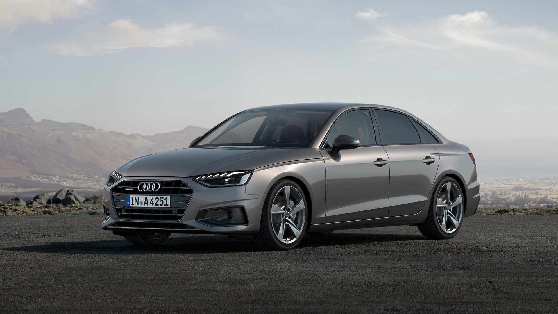 2021 Audi A4 Review in 2020 Audi a4, Audi, Audi sport