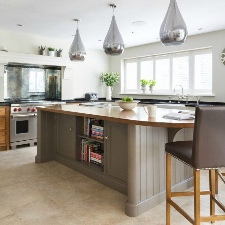 12 Inspiring Kitchen Island Ideas: Howdens Kitchen Island Ideas