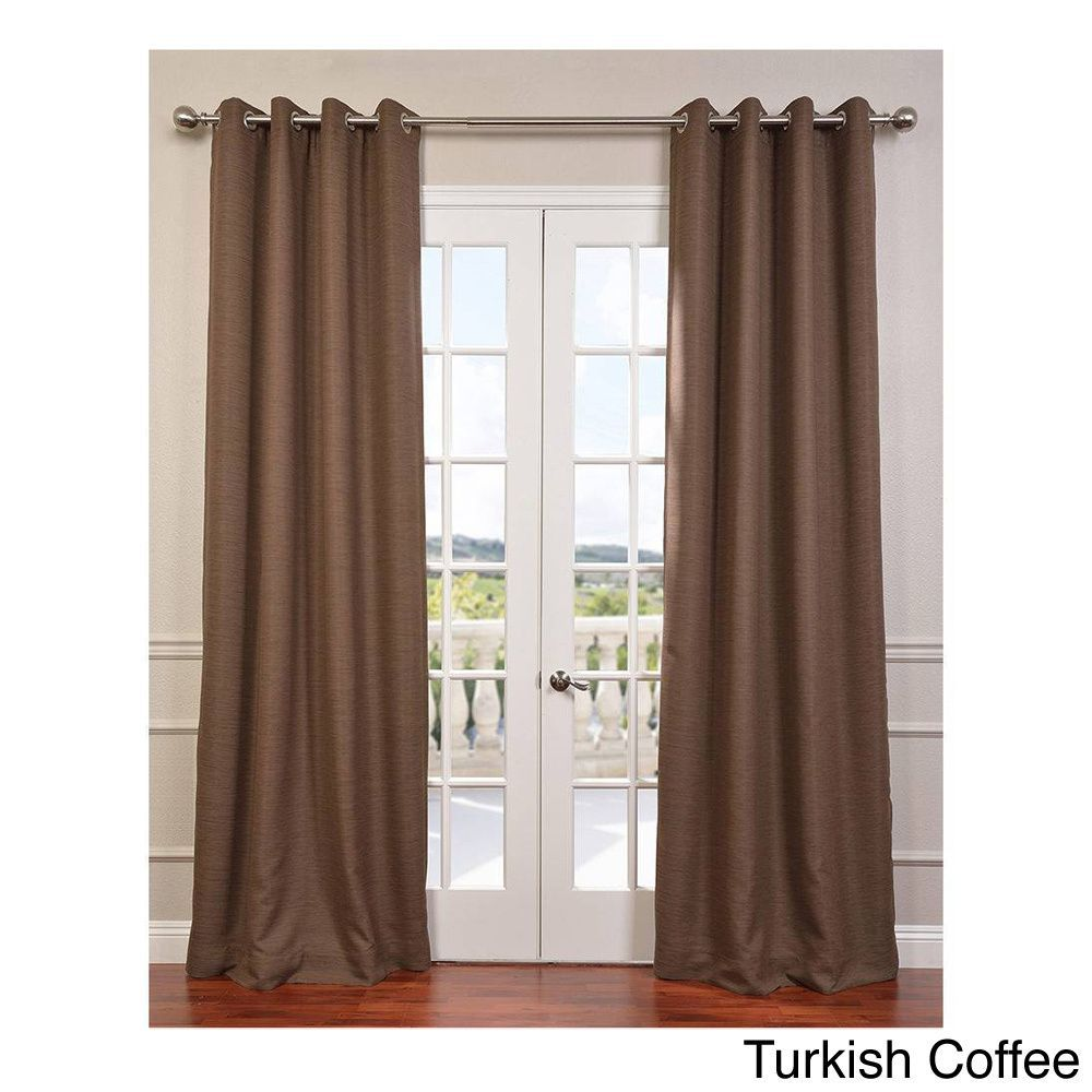 Curtain pair overstock shopping great deals on lights out curtains - Curtain Store