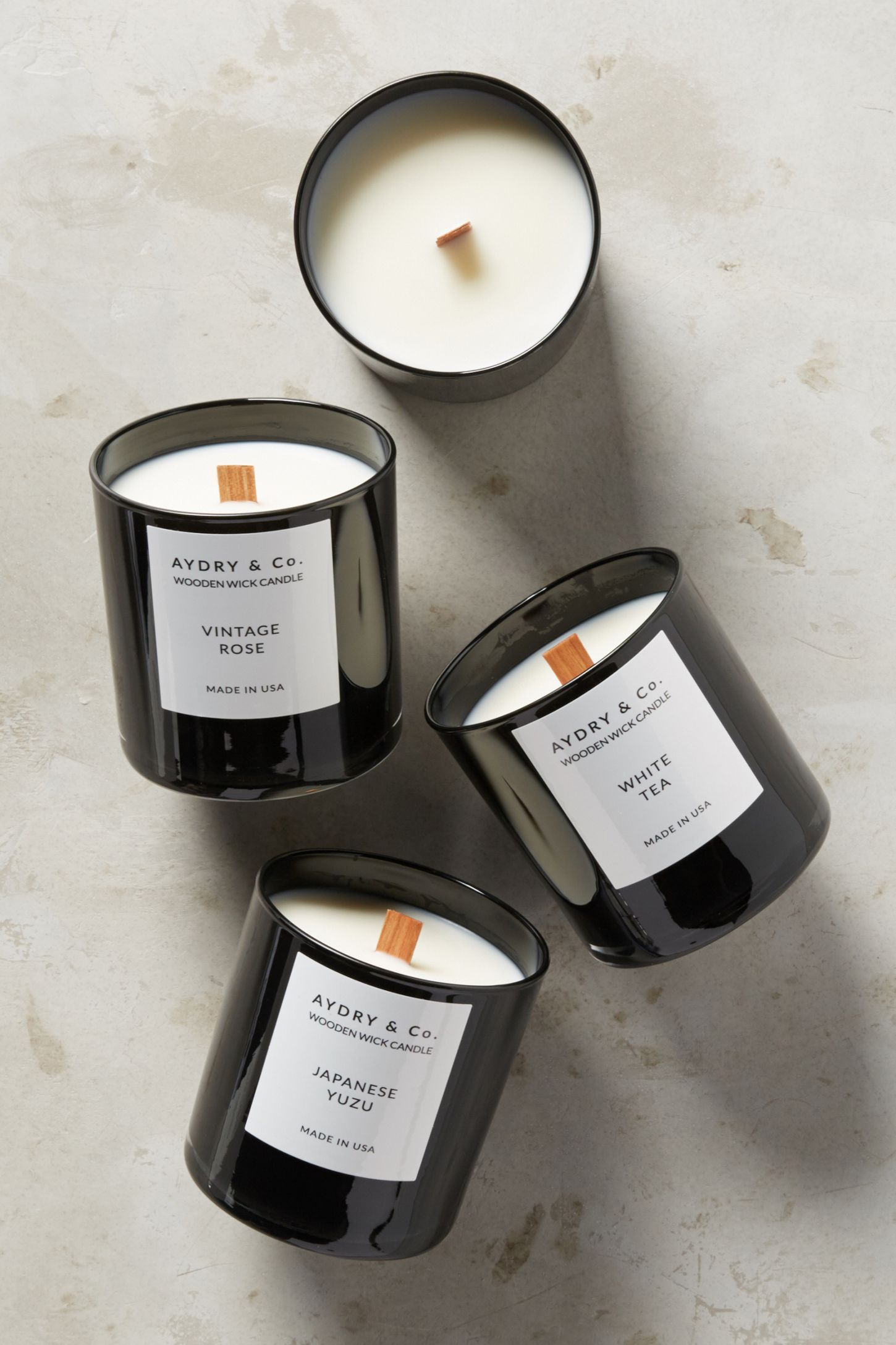 Aydry & Co. Candle by in Pink, Candles at Anthropologie #candles