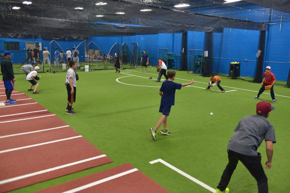 Leading Baseball Training And Softball Training Facility In New Jersey Www Inthezonenj Com Baseball Training Softball Training Indoor Batting Cage