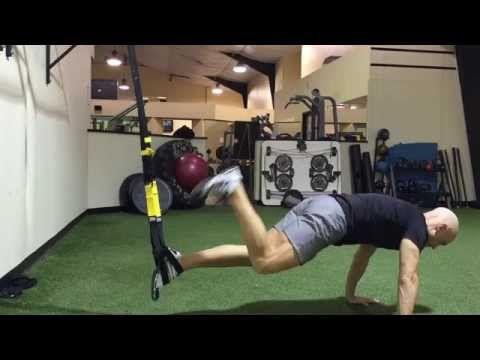 Trx Core Blasting Ace Workout 6 Exercise Demos Youtube Exercise Workout Trx