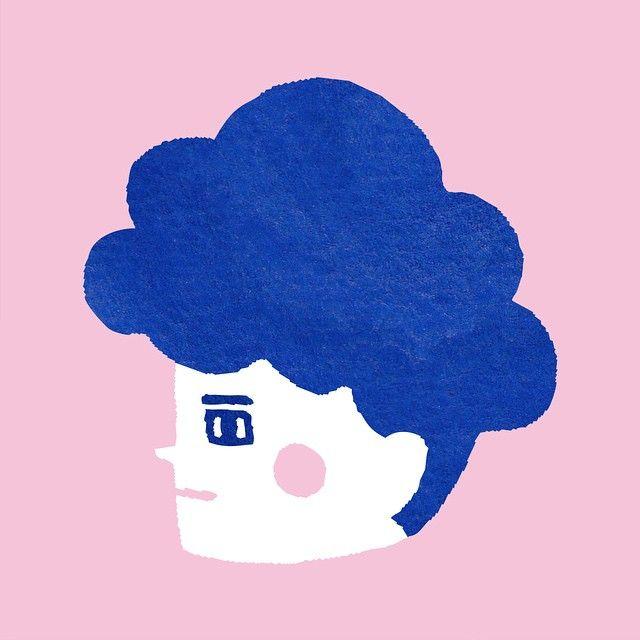 おはようの1枚。  #Illustration #Illust #drawing #draw #graphic #graphicdesign #design #art  #boy #picturebook  #イラスト #ドローイング #デザイン #落書き #ラクガキ #絵  #少年 #絵本