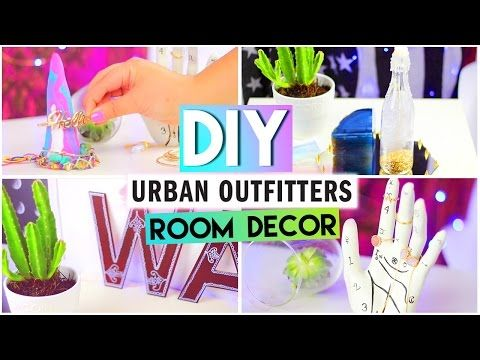 diy room decor urban outfitters tumblr style youtube these