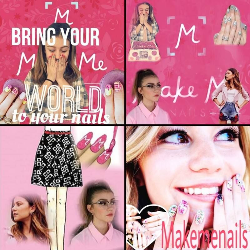 We love Make Me Nails Edits! Thanks to these Make Mes for the ...