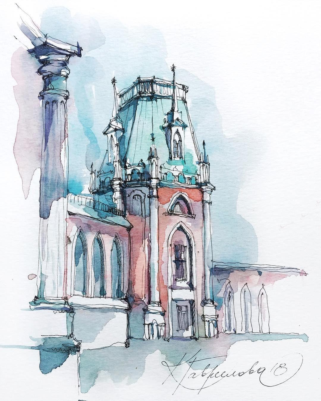 Pinterest Tanyacrumlishx Arhitekturnye Eskizy