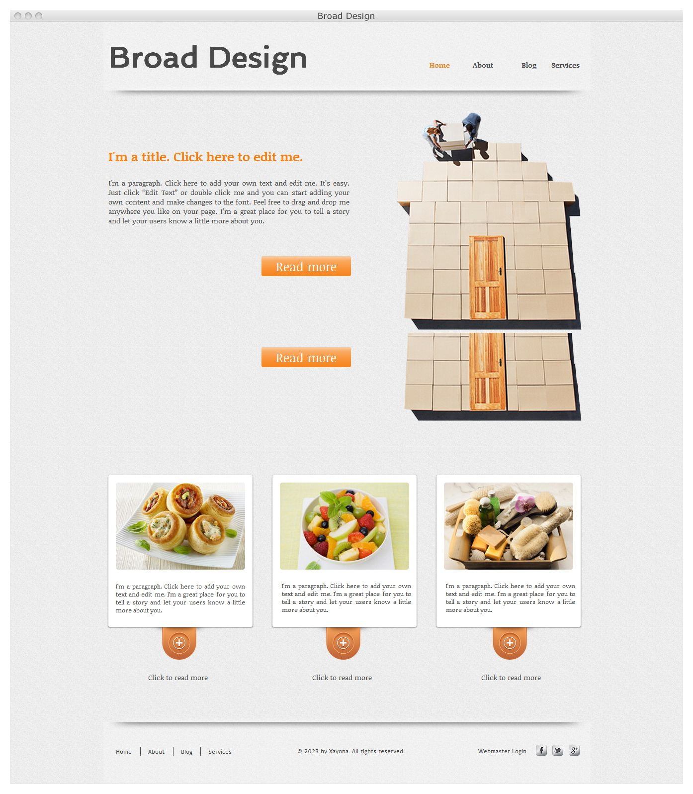 an html5 website template that s ready to go wix website