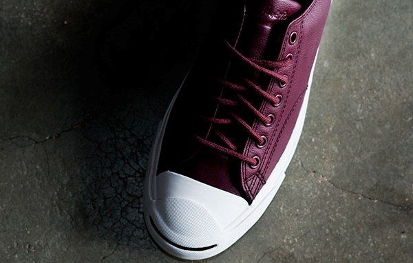 Just got these, classic sneaker. Converse Jack Purcell 'Brogue Leather' Pack