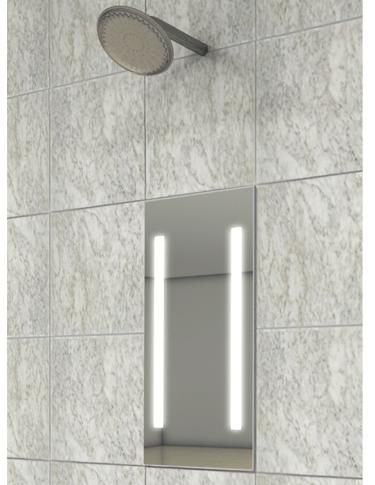 Kbis Preview The In Shower Lighted Mirror From Electricmirror