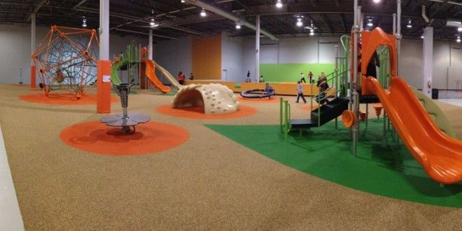 I 39 ve wanted to check out good times park for a while and for Indoor gym equipment for preschool