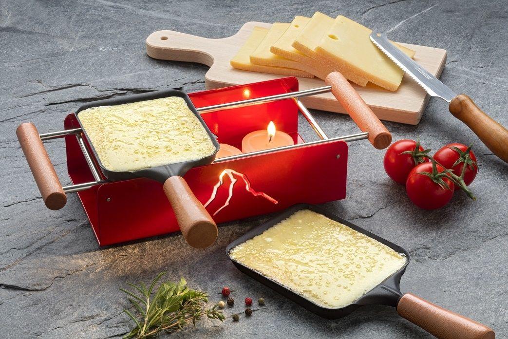 Raclette, four à raclette, TTM, raclette à bougies