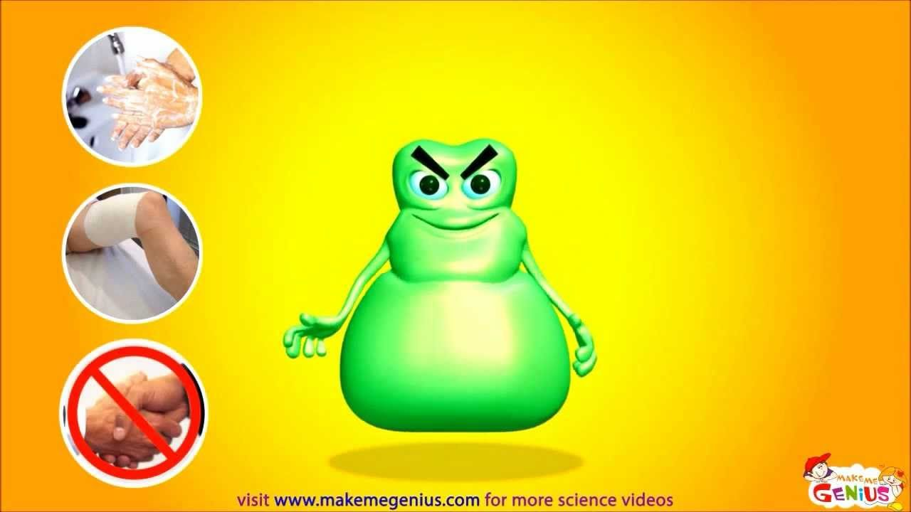 Bacteria for Kids - Animation Video, via YouTube. I like this ...