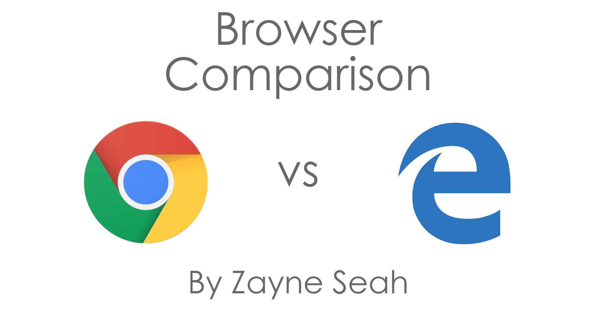 Google Chrome vs Microsoft Edge: A Concise Shootout - http://vr-zone.com/articles/google-chrome-vs-microsoft-edge-concise-shootout/117402.html