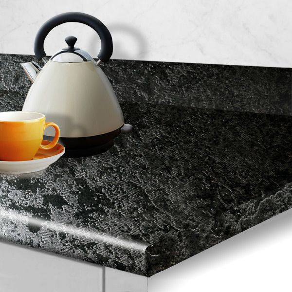 Wilsonart Lunar Night Laminate Worktop