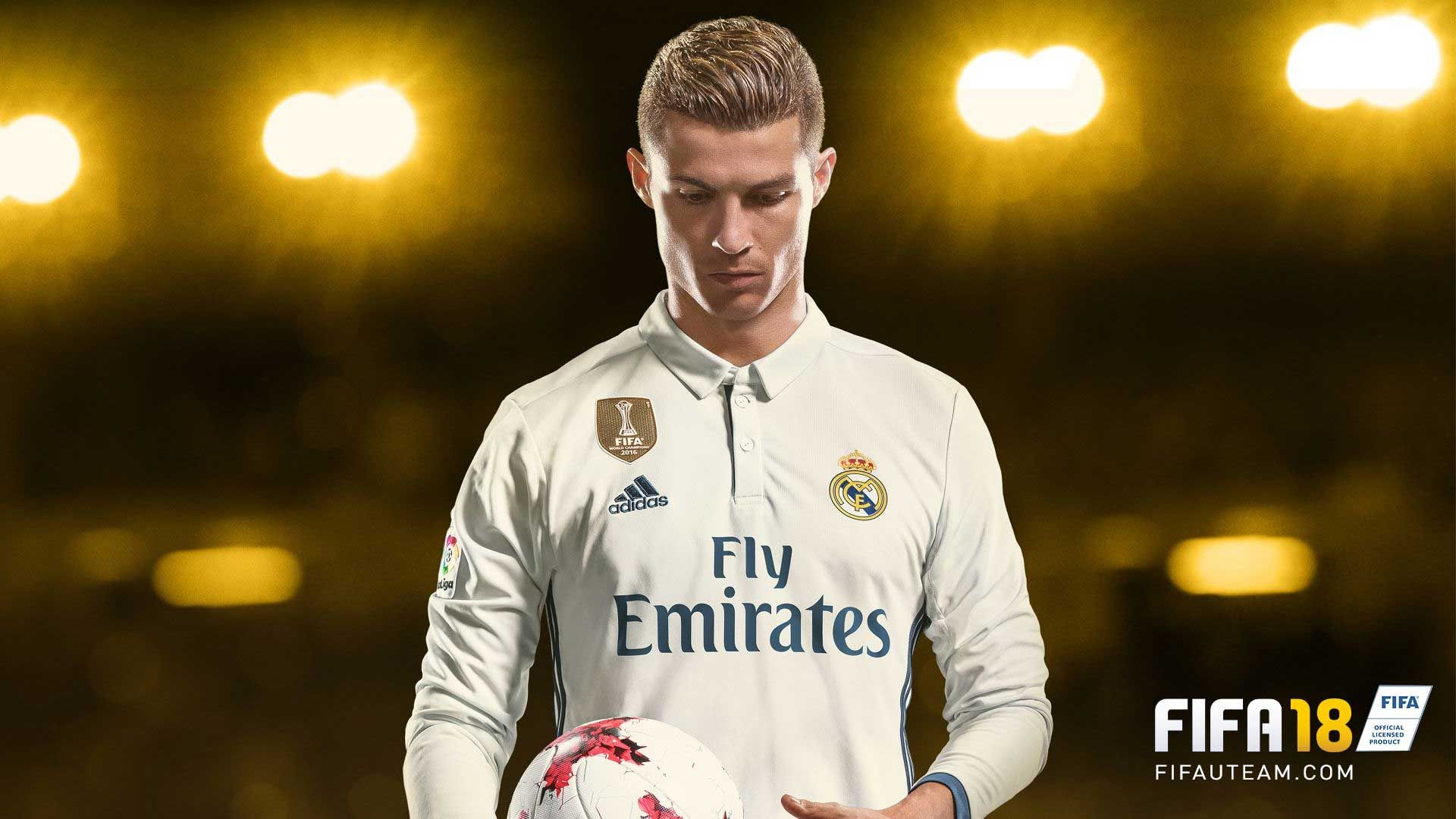 fifa 2018 cristiano ronaldo wallpaper - 2018 wallpapers hd