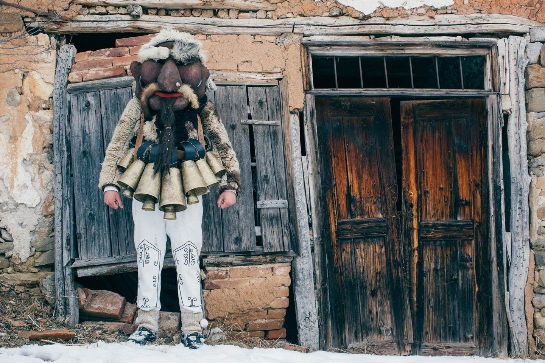 Aron Klein is Chasing Monsters in his 'Kukeri' Series [Bulgaria] | Trendland