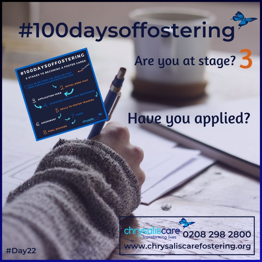 Fostering Agency London How to apply, The fosters, Journey