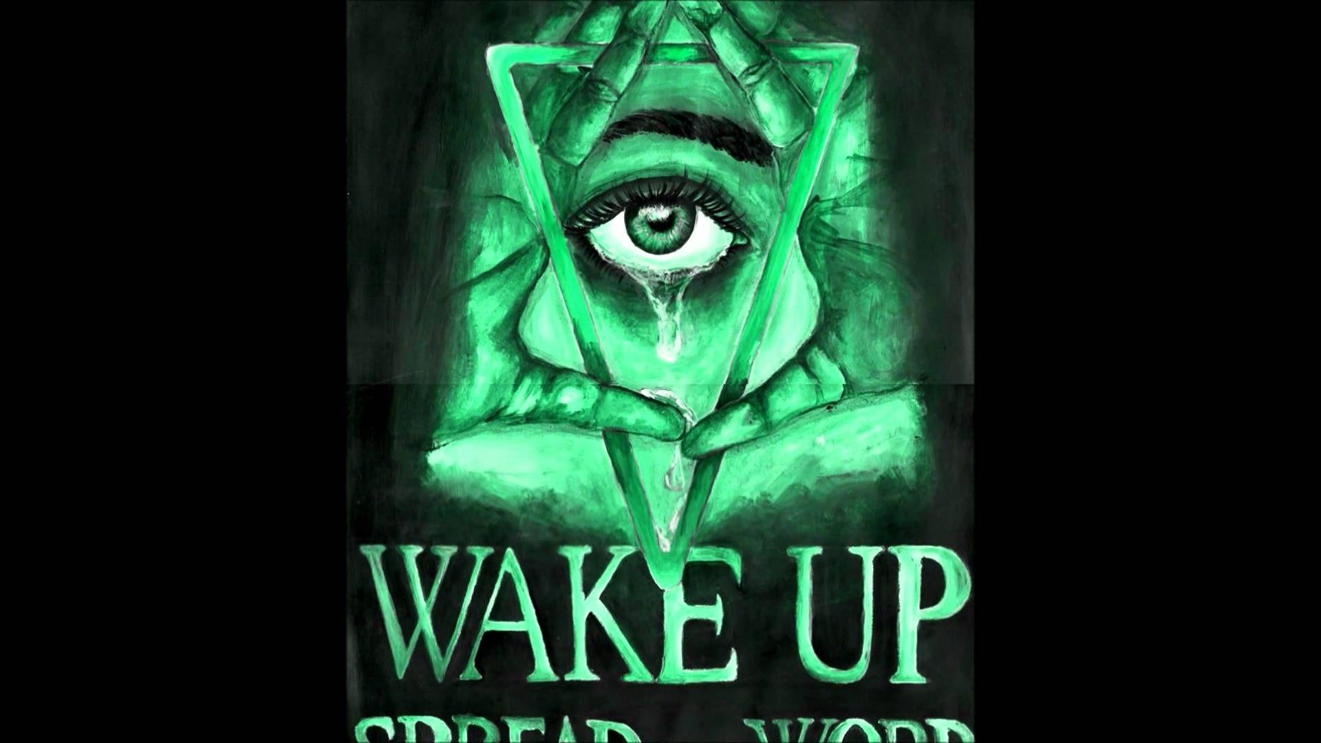 Pin By Woodstock On Woodshock Illuminati Trippy Wallpaper