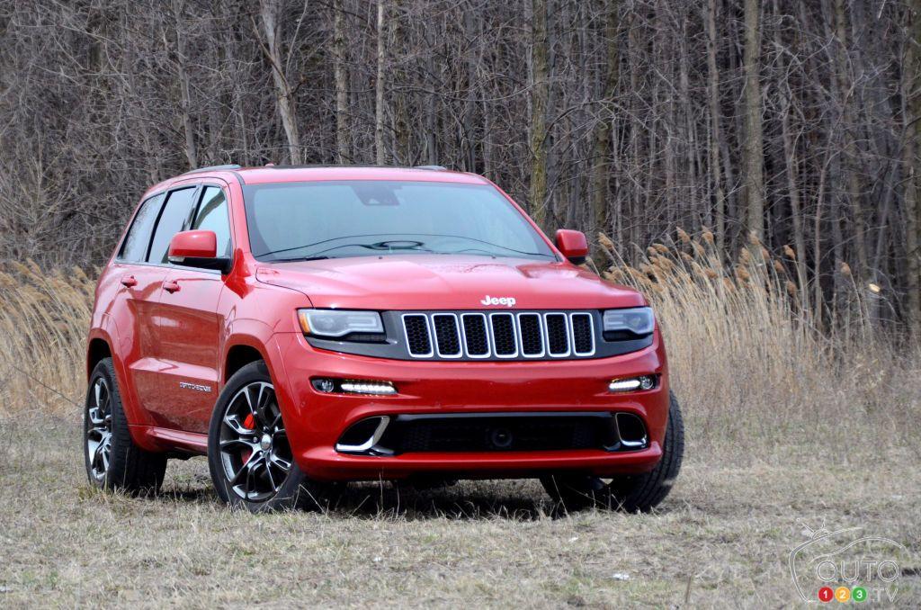 2016 jeep grand cherokee srt road test car reviews