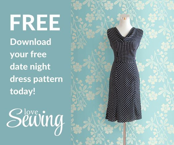 Free Dress Pattern | She\'s Crafty | Pinterest | Dress patterns ...