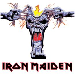 Estampa Para Camiseta Iron Maiden 000239 Dama De Ferro Cartaz De Show Desenhos Profissionais