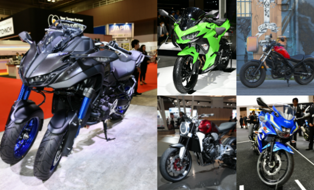 2017 Tokyo Motor Show 5 Bikes Expected On Indian Roads