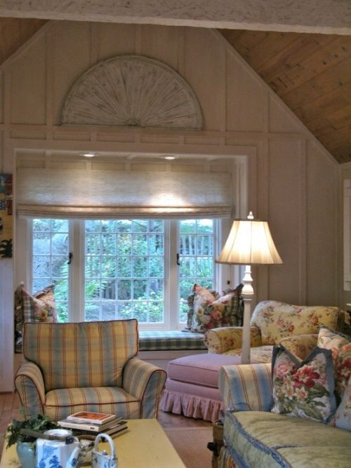 Style d co le style cottage cottage anglais for Decoration cottage maison