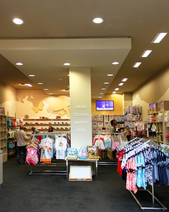 Clothing stores in perth