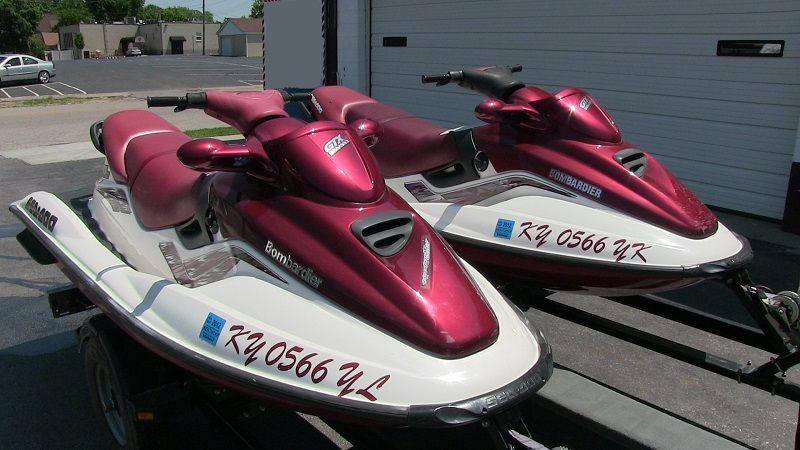 1998 & 1999 Sea Doo GTX Limited jet skis  For sale by owner