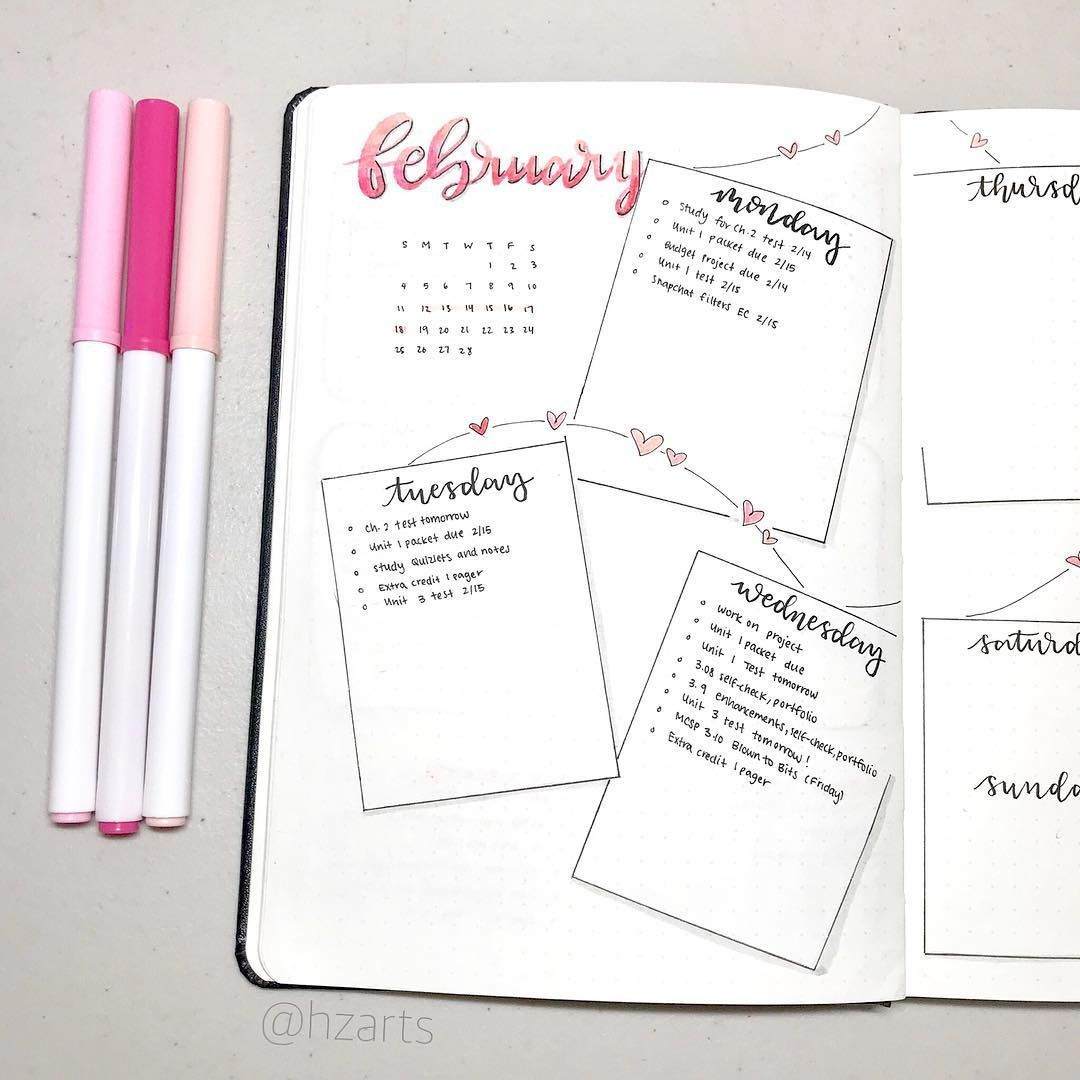 "Hannah on Instagram: ""Close up of week 3☺️ - Materials: -Staedtler Pigment Liner -Crayola Supertips -Tombow Fudenosuke Pens -Essentials A5 Dot Matrix Notebook"""